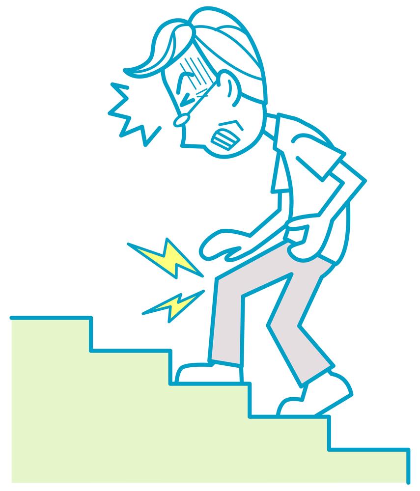 ロコモティブシンドロームの原因と予防方法