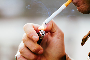 禁煙で動脈硬化のリスクを下げよう
