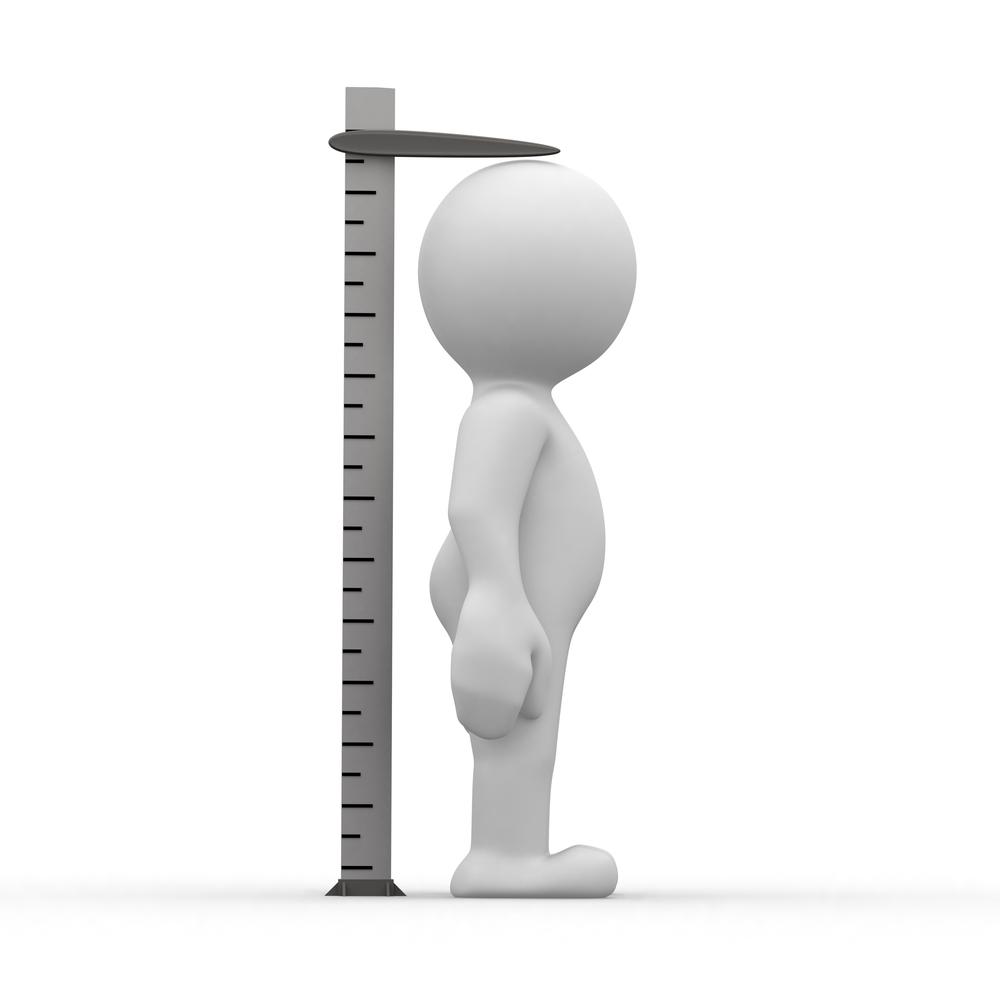 加齢で身長が縮む原因と予防対策