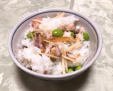 健康レシピ 15 簡単!アジの混ぜご飯