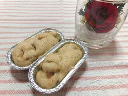 りんごとシナモンのおから蒸しパン<作り方・レシピ>【健康レシピ 16】