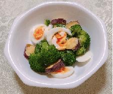 健康レシピ 21 ブロッコリーサラダ~ヨーグルトドレッシング~