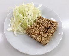 健康レシピ 24 ごまたっぷり!マグロステーキ