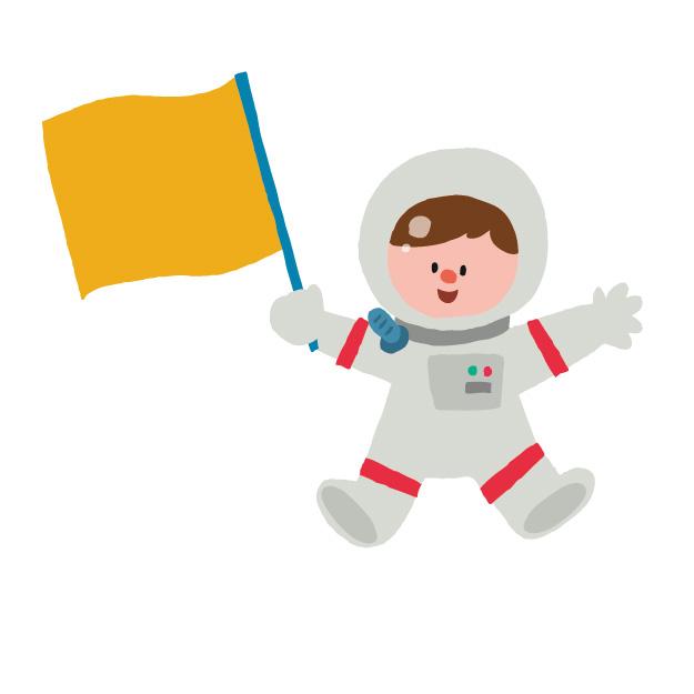 骨活クイズ 宇宙飛行士は骨が弱くなる?