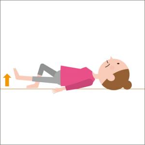 太ももを鍛えてヒザ楽-大腿四頭筋①